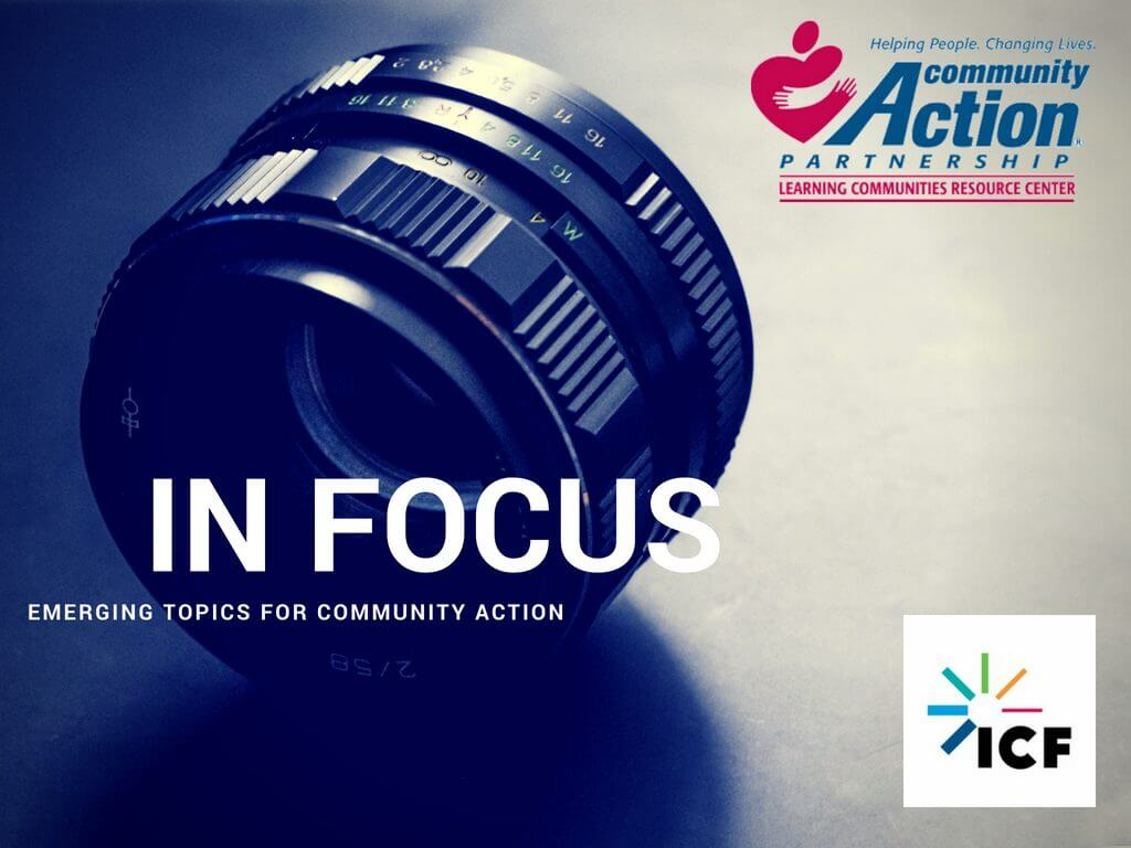 In Focus Vol. 34 – Strategic Partnerships: Streamlining Services while Helping Families