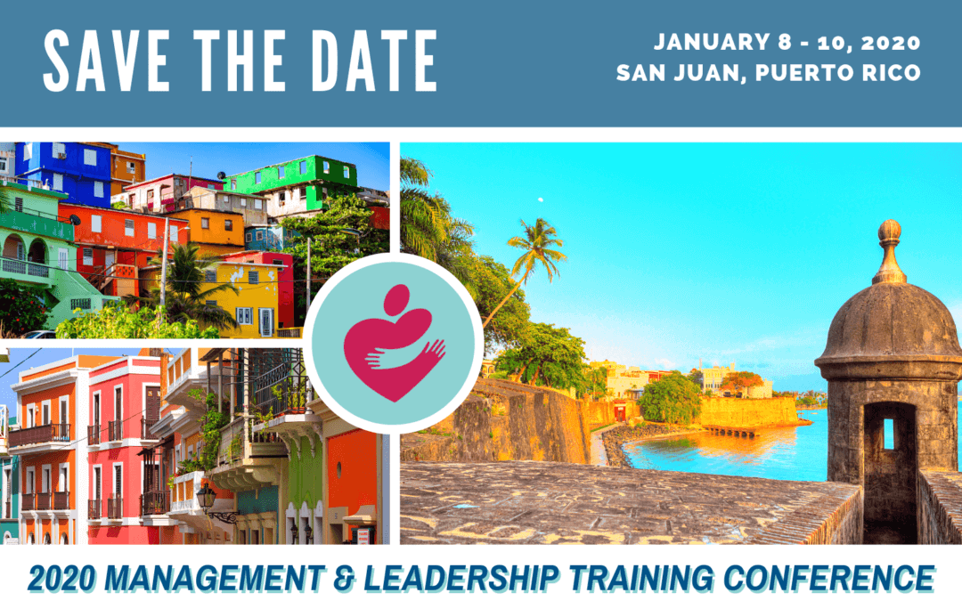 Register for the 2020 Management and Leadership Training Conference!