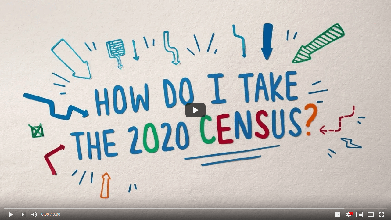How Is the 2020 Census Planning to Advertise?