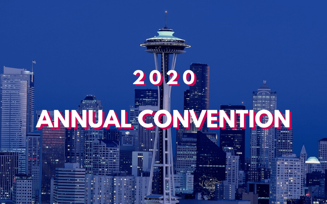 2020 Annual Convention Call for Workshops